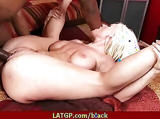 Black Man PUT HIS ALL in FUCKING mature pussy